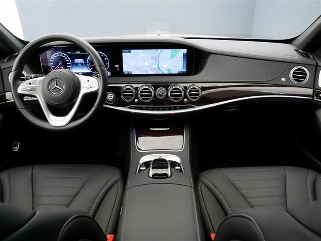 S450 エクスクルーシブ 2年保証 新車保証(11枚目)