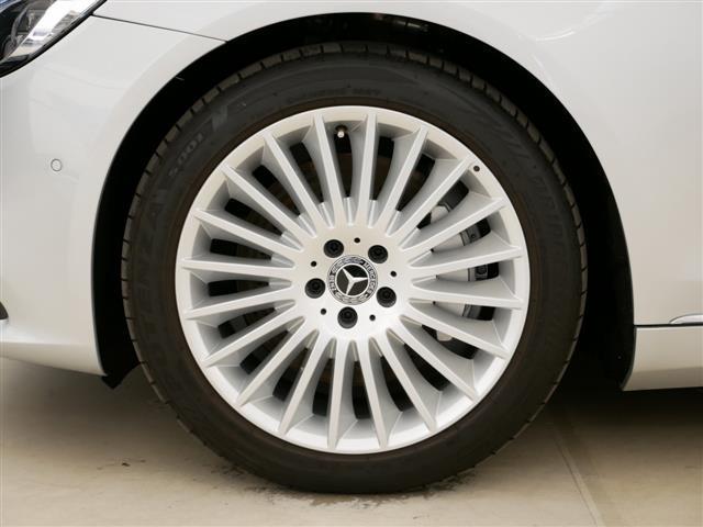 S450 エクスクルーシブ 2年保証 新車保証(18枚目)