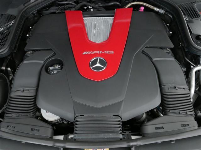 C43 4マチック 2年保証 新車保証(8枚目)