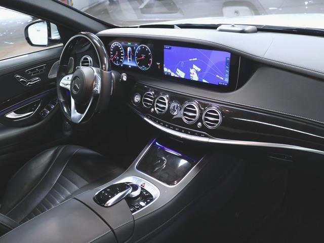 S450 エクスクルーシブ (ISG搭載モデル) AMGライン 2年保証(4枚目)