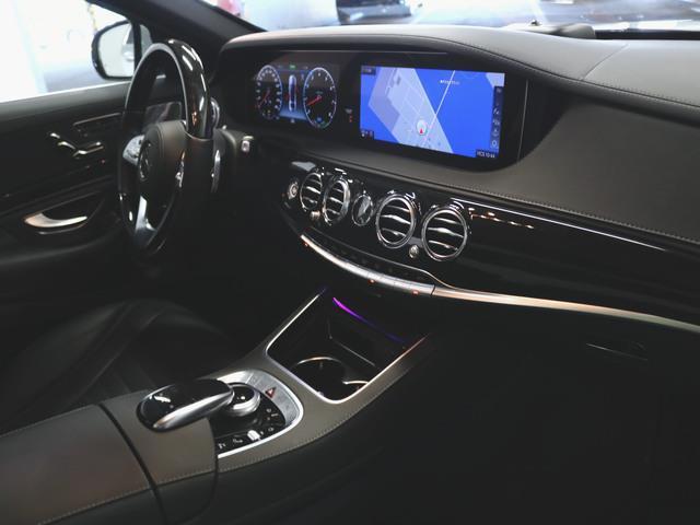 S450 エクスクルーシブ ISG搭載モデル AMGラインプラス 2年保証(4枚目)