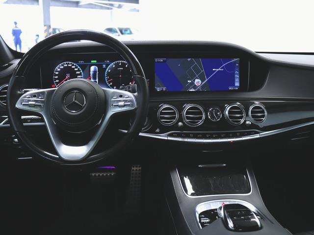 S450 AMGラインプラス ベーシックパッケージ 2年保証 新車保証(3枚目)