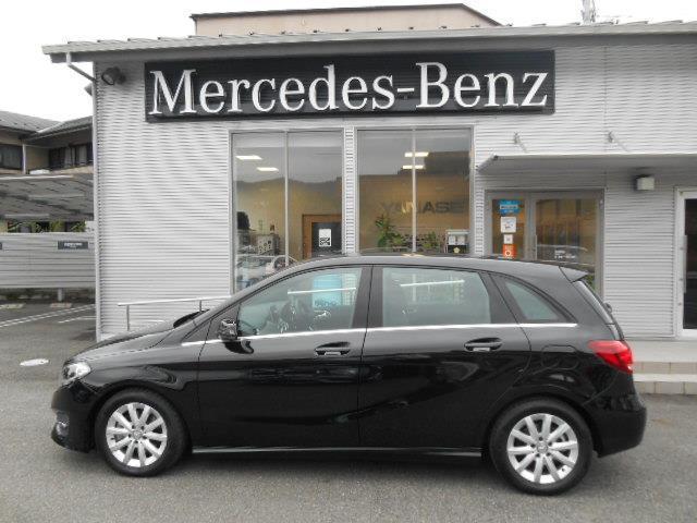 メルセデス・ベンツ M・ベンツ B180 新車保証