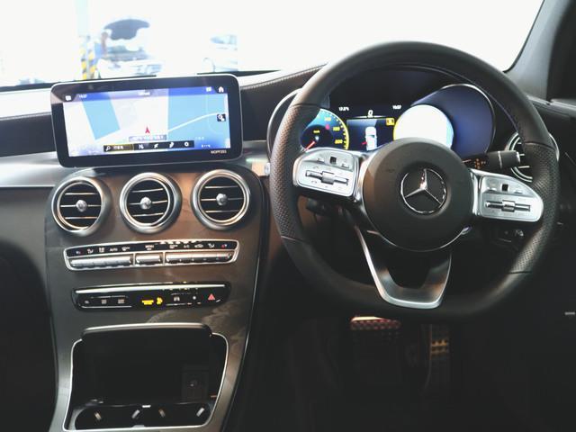 GLC300 4マチック AMGライン 2年保証 新車保証(3枚目)