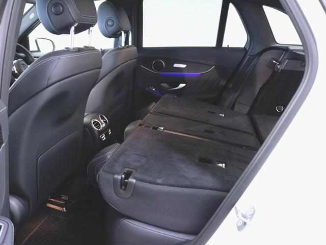 GLC300 4マチック AMGライン 2年保証 新車保証(11枚目)