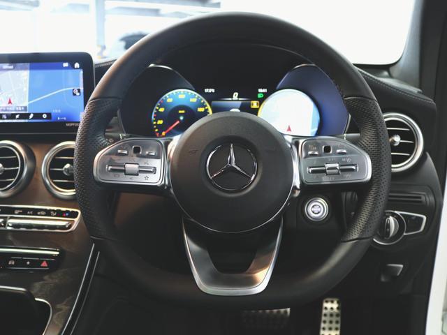 GLC300 4マチック AMGライン 2年保証 新車保証(22枚目)