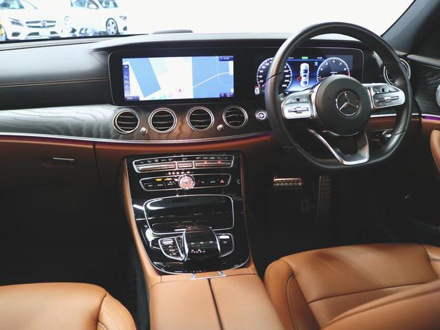 E200 アバンギャルド AMGライン エクスクルーシブパッケージ (BSG搭載モデル) 2年保証 新車保証(3枚目)