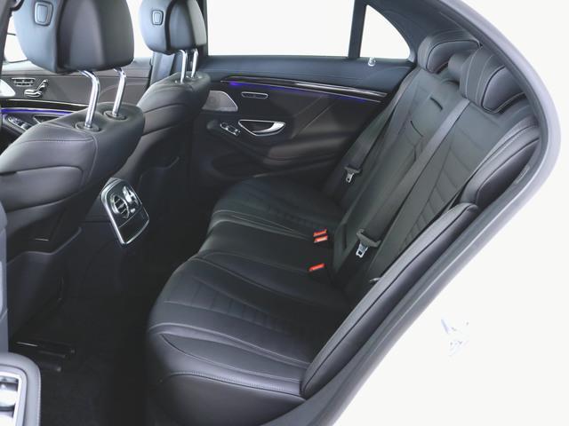 S450 エクスクルーシブ スポーツリミテッド 2年保証 新車保証(7枚目)
