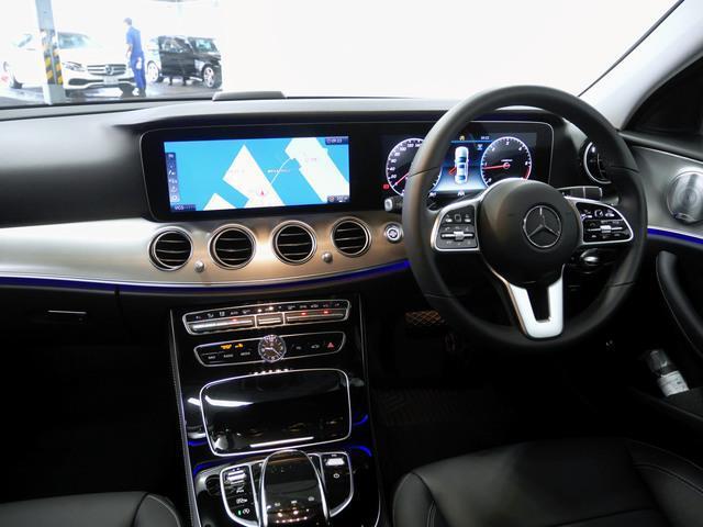 E220 d アバンギャルド エクスクルーシブパッケージ(3枚目)
