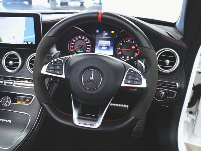 C63 S カブリオレ 2年保証 Bluetooth接続 CD DVD再生 ETC LEDヘッドライト TV アイドリングストップ クルーズコントロール シートヒーター トランクスルー ナビ バックモニター パワーシート(16枚目)
