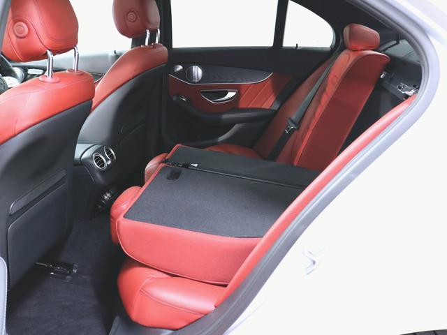 C220d ローレウスエディション レーダーセーフティパッケージ スポーツプラスパッケージ レザーエクスクルーシブパッケージ 2年保証 新車保証(11枚目)