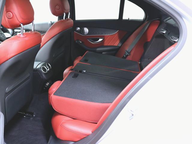 C220d ローレウスエディション レーダーセーフティパッケージ スポーツプラスパッケージ レザーエクスクルーシブパッケージ 2年保証 新車保証(12枚目)