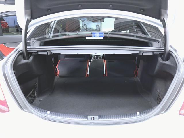 C220d ローレウスエディション レーダーセーフティパッケージ スポーツプラスパッケージ レザーエクスクルーシブパッケージ 2年保証 新車保証(13枚目)