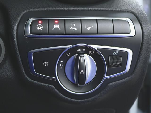C220d ローレウスエディション レーダーセーフティパッケージ スポーツプラスパッケージ レザーエクスクルーシブパッケージ 2年保証 新車保証(24枚目)