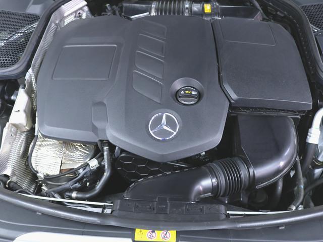 C220d ローレウスエディション レーダーセーフティパッケージ スポーツプラスパッケージ レザーエクスクルーシブパッケージ 2年保証 新車保証(31枚目)