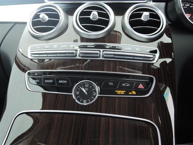 メルセデス・ベンツ M・ベンツ C200 ステーションワゴン AV レーダーセーフティPKG