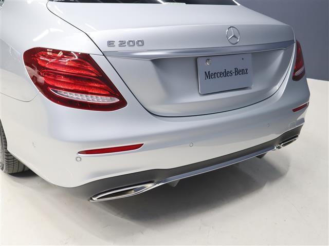 E200 アバンギャルド AMGライン エクスクルーシブパッケージ 2年保証 新車保証(5枚目)