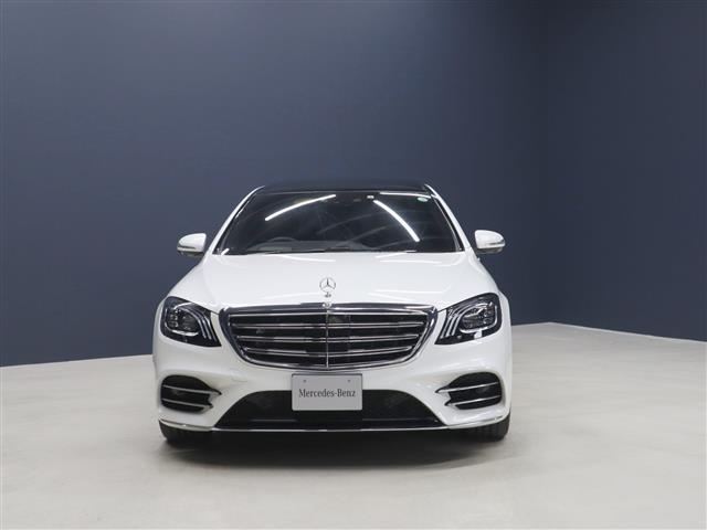 S450 エクスクルーシブ スポーツリミテッド 2年保証 新車保証(2枚目)