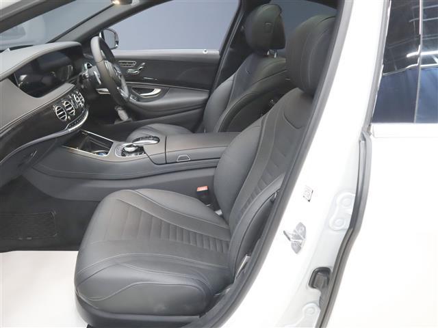 S450 エクスクルーシブ スポーツリミテッド 2年保証 新車保証(11枚目)