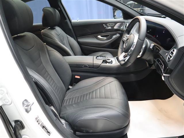S450 エクスクルーシブ スポーツリミテッド 2年保証 新車保証(14枚目)
