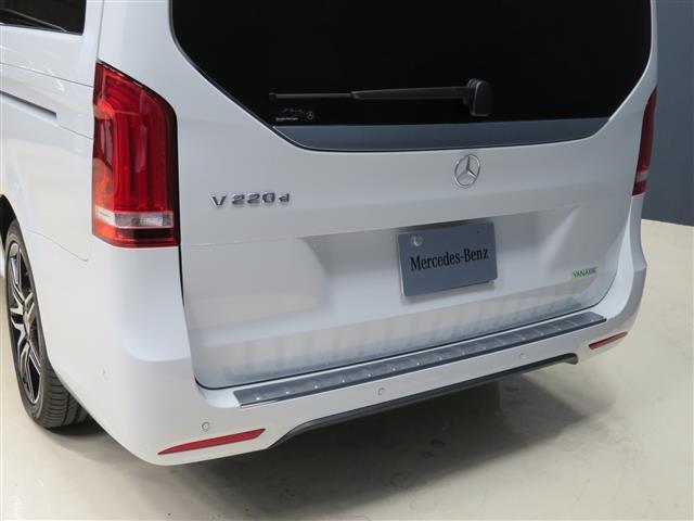 V220 d アバンギャルド ロング AMGライン 2年保証 新車保証(5枚目)