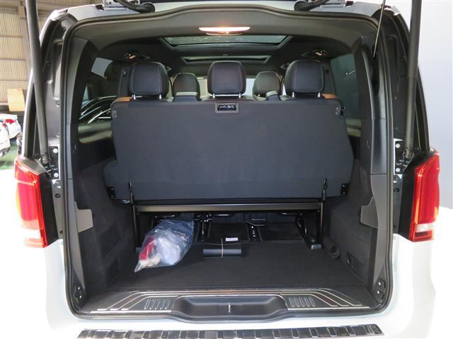 V220 d アバンギャルド ロング AMGライン 2年保証 新車保証(6枚目)