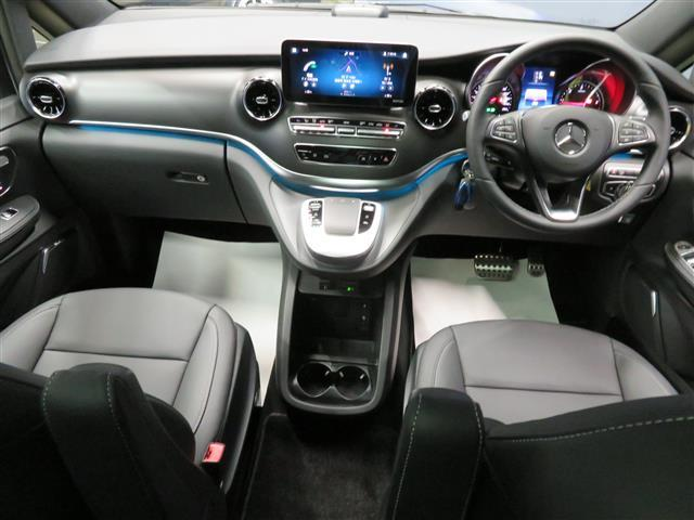 V220 d アバンギャルド ロング AMGライン 2年保証 新車保証(19枚目)