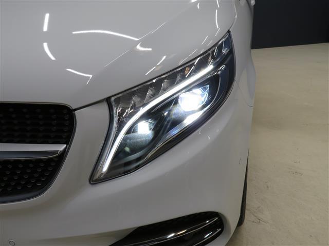 V220 d アバンギャルド ロング AMGライン 2年保証 新車保証(27枚目)