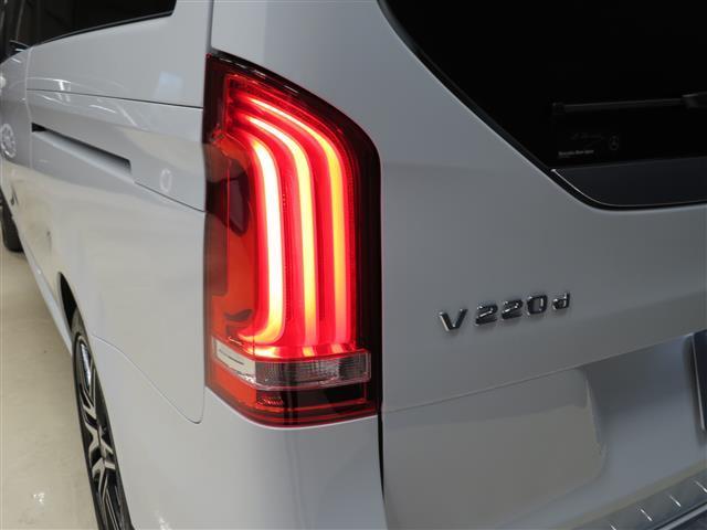 V220 d アバンギャルド ロング AMGライン 2年保証 新車保証(28枚目)