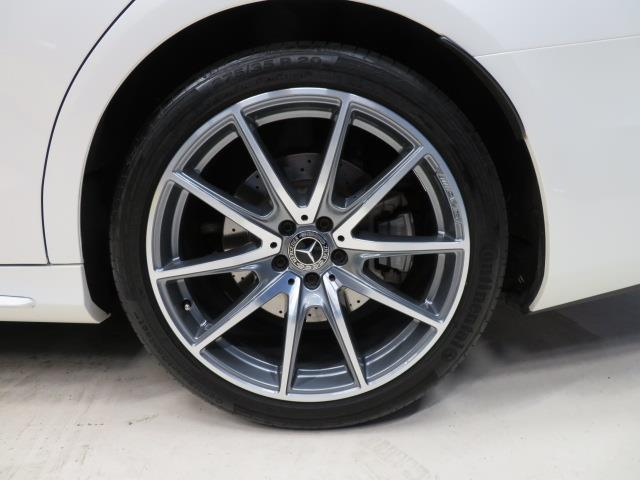 S450 AMGラインプラス ベーシックパッケージ ISG搭載モデル 2年保証 新車保証(8枚目)