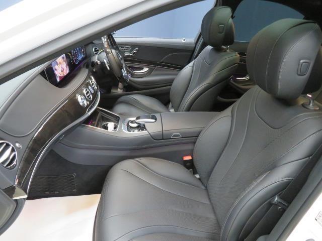 S450 AMGラインプラス ベーシックパッケージ ISG搭載モデル 2年保証 新車保証(11枚目)