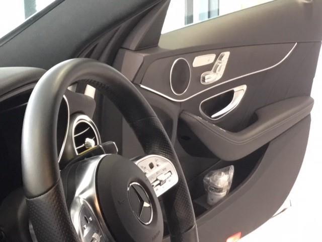 C220 d ローレウスエディション レーダーセーフティパッケージ スポーツプラスパッケージ 2年保証 新車保証(7枚目)