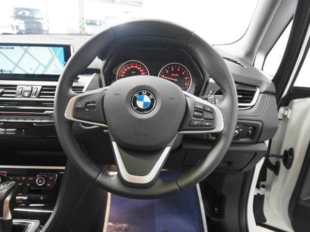 BMW BMW 218iグランツアラー ラグジュアリー 1年保証