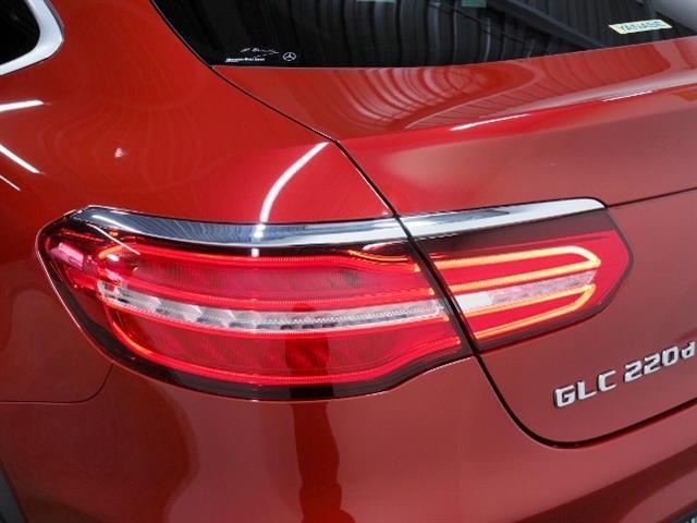 メルセデス・ベンツ M・ベンツ GLC220d 4M クーペ スポーツ(本革仕様) 4年保証