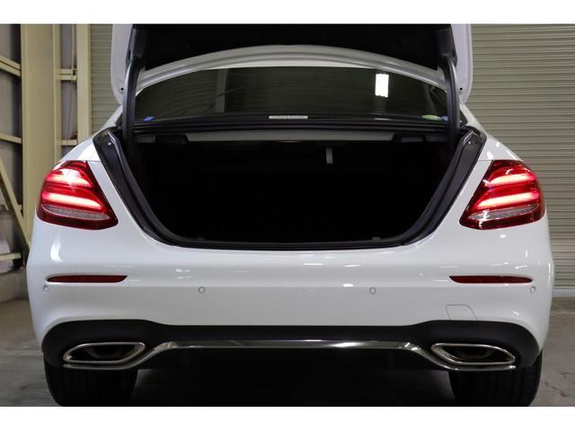 E200 アバンギャルド スポーツ レザーPKG レーダーP Pスタート 黒革 ナビTV ブルメスター 360カメラ LEDヘッドライト 自動トランク 2年保証(11枚目)