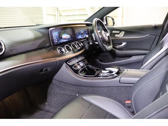 E200 アバンギャルド スポーツ レザーエクスクルーシブP レーダーP Pスタート 黒革 ナビTV ブルメスター 360度カメラ LEDヘッドライト 自動トランク AMGエアロ&19インチAW 2年保証(6枚目)