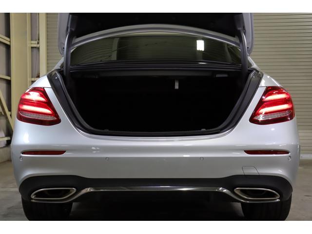 E200 アバンギャルド スポーツ レザーエクスクルーシブP レーダーP Pスタート 黒革 ナビTV ブルメスター 360度カメラ LEDヘッドライト 自動トランク AMGエアロ&19インチAW 2年保証(10枚目)