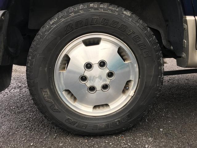 いすゞ ビッグホーン ハンドリングバイロータス ロング 4WDサンルーフETC
