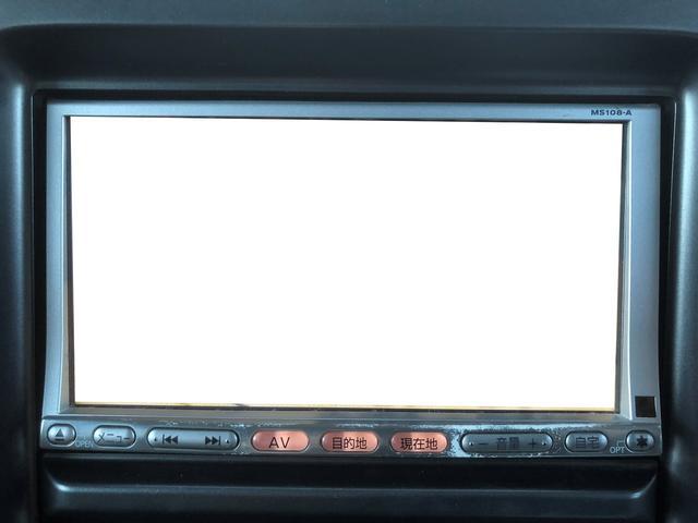 日産 キューブキュービック 14RS 純正メモリー&TV オートライト&フォグ 7人乗り
