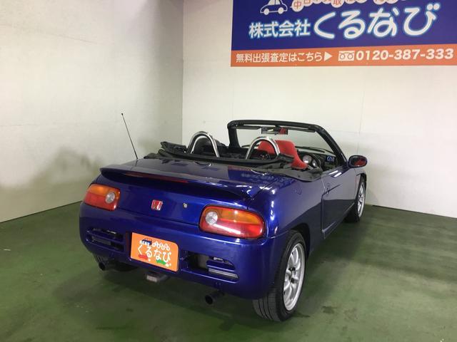 「ホンダ」「ビート」「オープンカー」「東京都」の中古車7