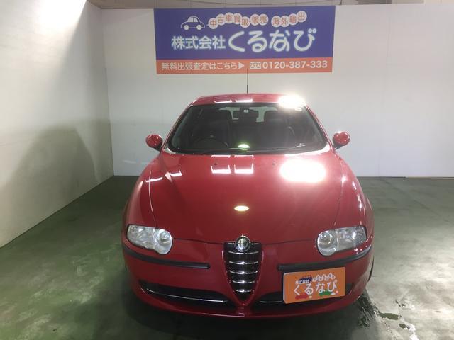 「アルファロメオ」「アルファ147」「コンパクトカー」「東京都」の中古車2