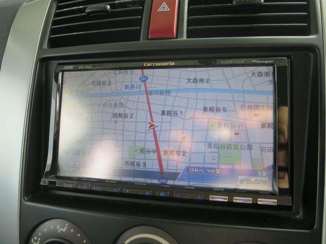 ラリーアート HDDナビ/CVTモデル/電動テールゲート(3枚目)
