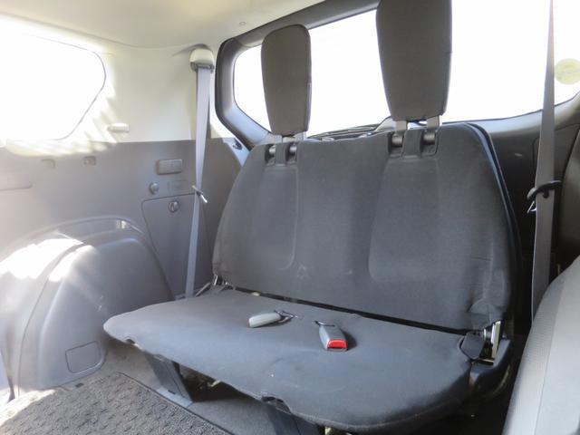 ローデスト24G SDDナビ/フルセグ/ドライブレコーダー/ETC/Bluetooth/DVD再生/3列シート7人乗/禁煙車/1オーナー(18枚目)