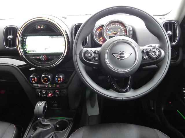 MINI MINI クーパーD クロスオーバー ペッパーPKG 正規認定中古車