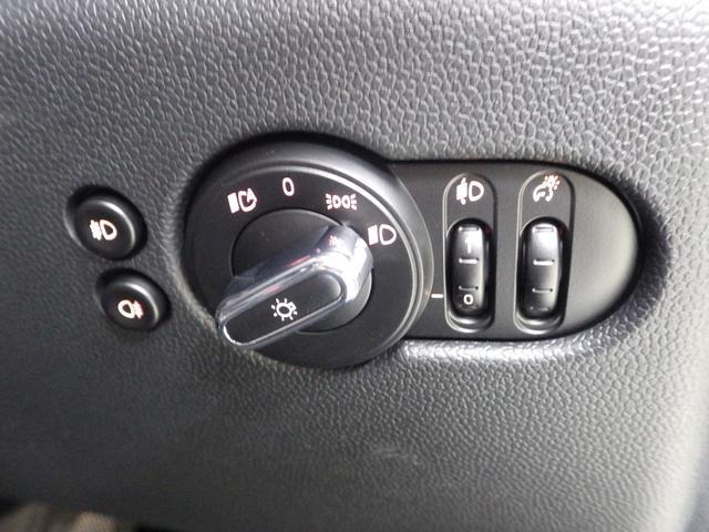 クーパーSD カメラパッケージ ペッパーパッケージ 正規認定中古車(38枚目)