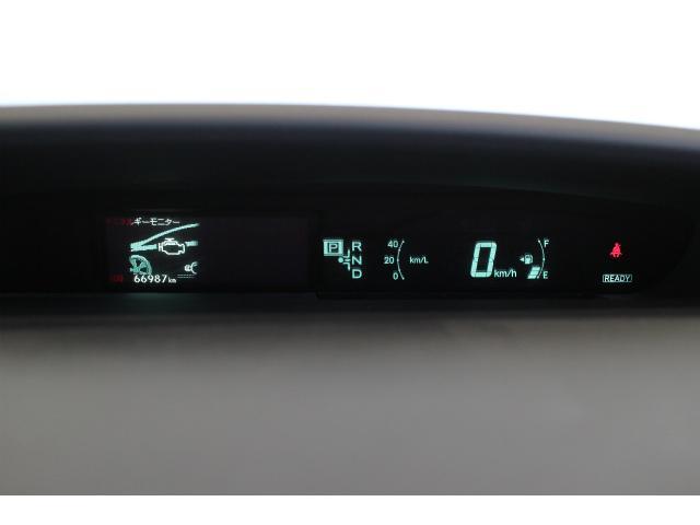 トヨタ プリウス Gツーリングセレクションレザーパッケージ プリクラッシュ