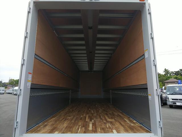 日野 プロフィア アルミウィング 低床4軸 10トン ETC バックモニター