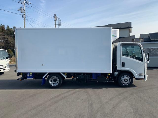 冷蔵冷凍車 ワイドロング サイドスライド 間仕切 ファン(4枚目)