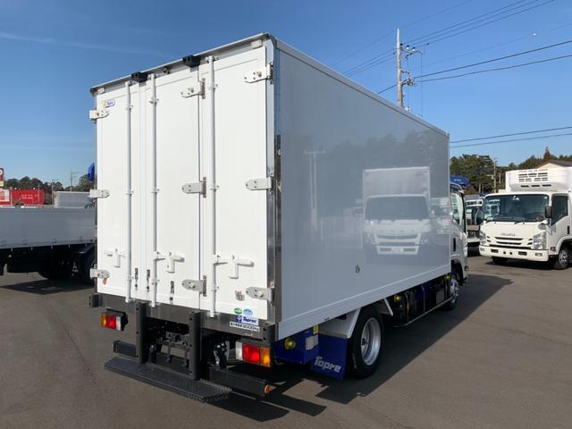 冷蔵冷凍車 ワイドロング サイドスライド 間仕切 ファン(5枚目)
