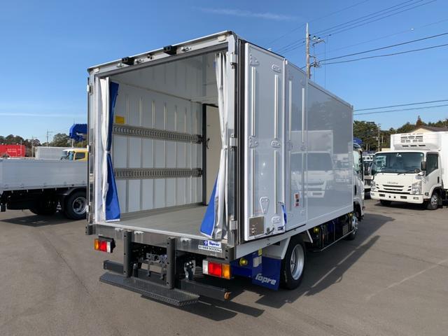 冷蔵冷凍車 ワイドロング サイドスライド 間仕切 ファン(6枚目)